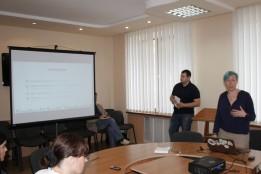 У Бахмуті пройшла презентація программного продукту для бюджету участі