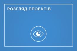 Завершився перший етап конкурсу проектів Громадського бюджету-2019 в м. Бориспіль