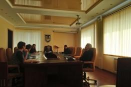 Засідання комісіі з Бюджету участі – 2019