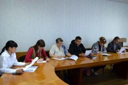 Засідання Координаційної ради з впровадження громадського бюджету
