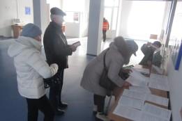 Голосування  в паперовому вигляді.