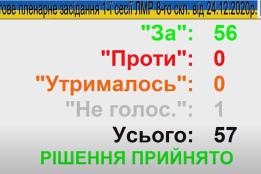 """56 - """"ЗА"""""""