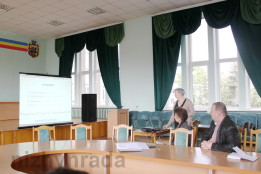 Відбувся семінар-тренінг щодо громадського бюджету