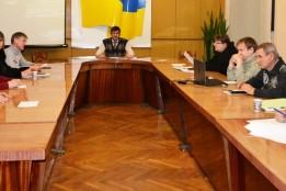 Чергове засідання робочої групи