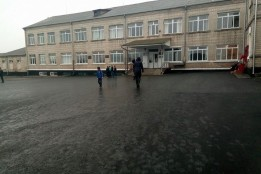 Реалізація проекту «Шкільне подвір'я – це сучасний спортивний майданчик та місце відпочинку школярів».